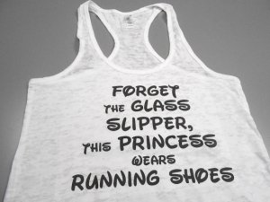 forget the glass slipper