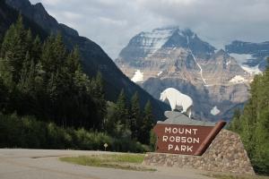 Mt. Robson Provincial Park