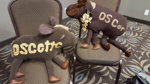Oscar and Oscette have told me I can count on their support